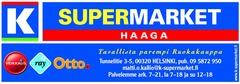 K Supermarket Haaga